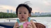 """Sao Việt 24h: Khoe ảnh ái nữ múp míp, Đàm Thu Trang gọi con là """"Cường mặc đầm"""""""