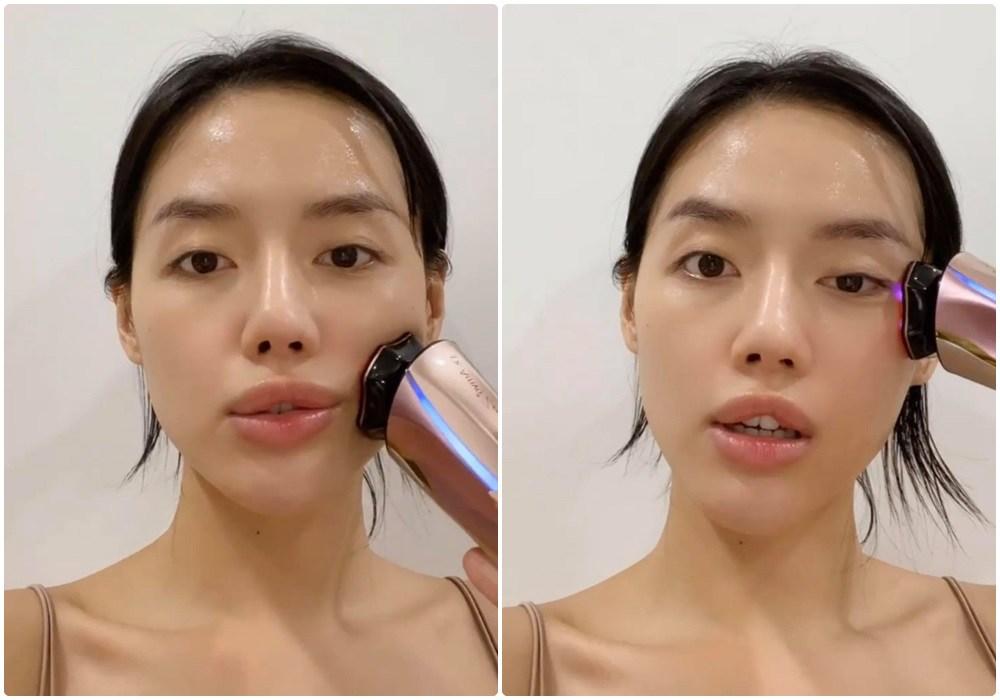 Khánh Linh cố gắng skincare, ăn sạch hết sức nhưng mặt vẫn bung mụn và lí do là? - 6