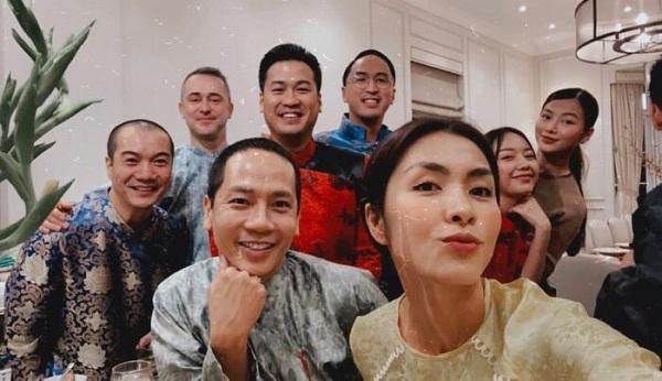 Hoa hậu duy nhất trong hội bạn Tăng Thanh Hà, gu thẩm mỹ và đồ hiệu sang như bà hoàng - 3