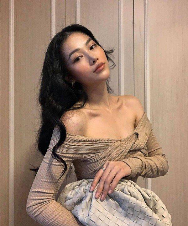 Hoa hậu duy nhất trong hội bạn Tăng Thanh Hà, gu thẩm mỹ và đồ hiệu sang như bà hoàng - 5