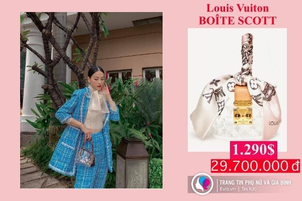 Hoa hậu duy nhất trong hội bạn Tăng Thanh Hà, gu thẩm mỹ và đồ hiệu sang như bà hoàng - 7