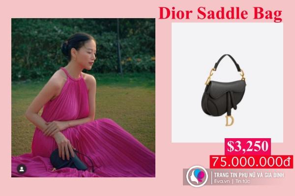 Hoa hậu duy nhất trong hội bạn Tăng Thanh Hà, gu thẩm mỹ và đồ hiệu sang như bà hoàng - 8