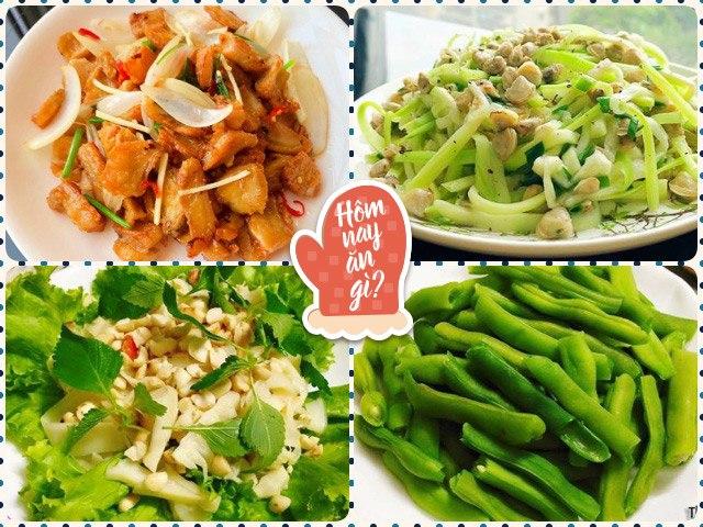 Hôm nay ăn gì: Cả nhà chán ăn, vợ nấu bữa cơm chỉ hơn 100k làm ai cũng thích mê