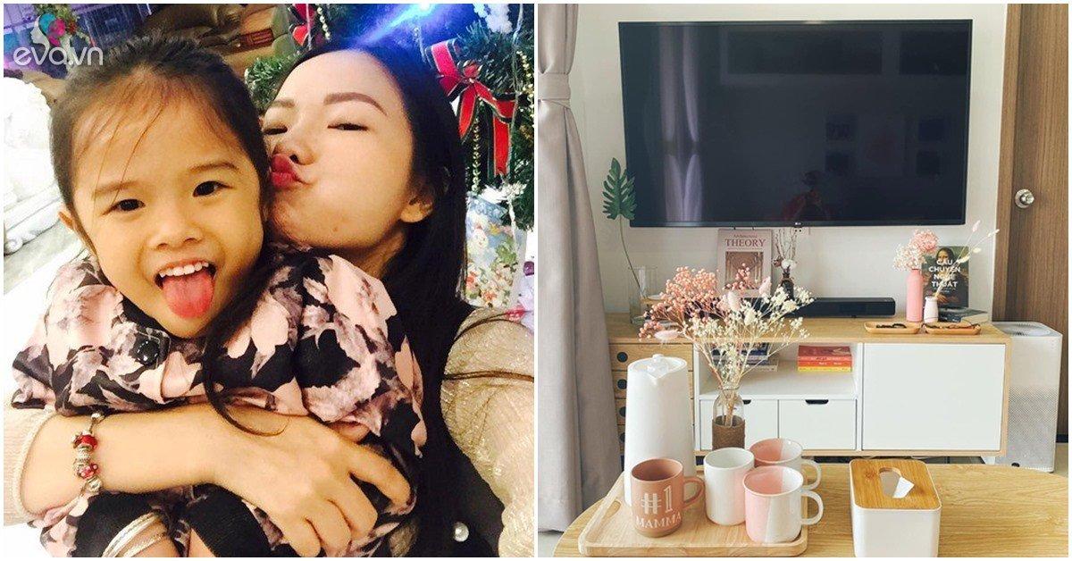 Nhà Celeb: Bên trong căn nhà mới của Lý Phương Châu, làm riêng phòng công chúa cho con gái