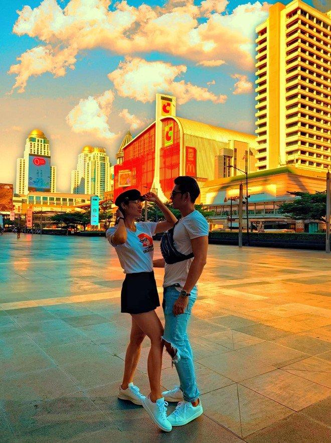 Đang hạnh phúc như mơ bên bạn trai amp;#34;soái caamp;#34;, Phương Trinh tiết lộ từng có người yêu Việt kiều - 7