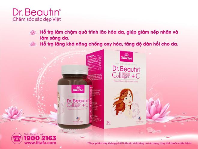 Vì sao uống Dr. Beautin Super Collagen + C giúp trẻ hoá da? - 5