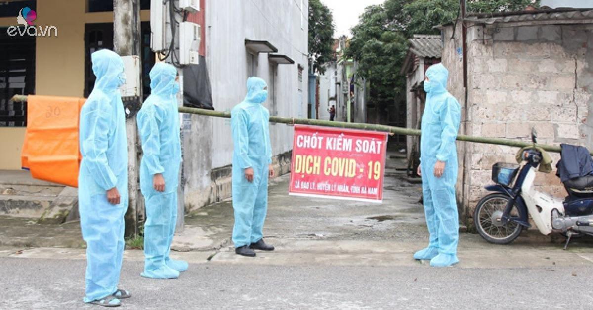 Chiều 3/5, Việt Nam thêm 19 ca mắc COVID-19, trong đó có 10 ca ở Vĩnh Phúc và Hà Nam