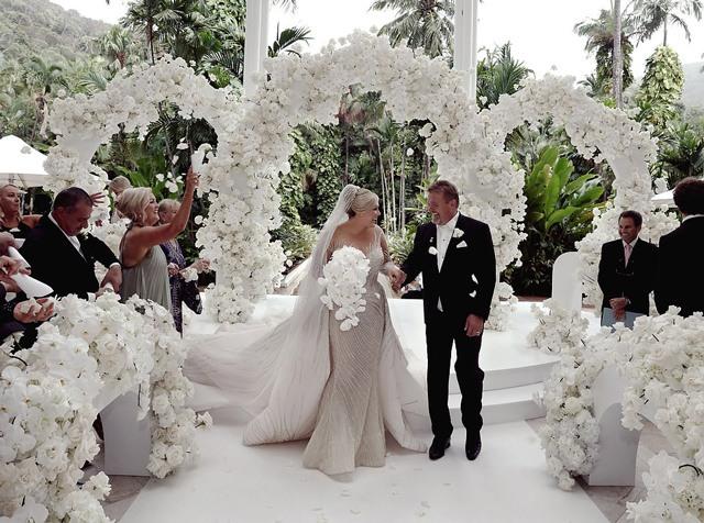 Đám cưới amp;#34;khủngamp;#34; 23 tỷ của chú rể 62 tuổi với vợ trẻ, phòng nghỉ cho khách đã 35 triệu/đêm - 1