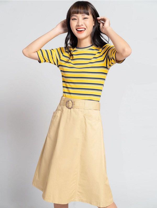 Mùa hè cứ sắm đủ mấy mẫu áo này, nàng công sở vừa mát mẻ lại sành điệu vô cùng - 6