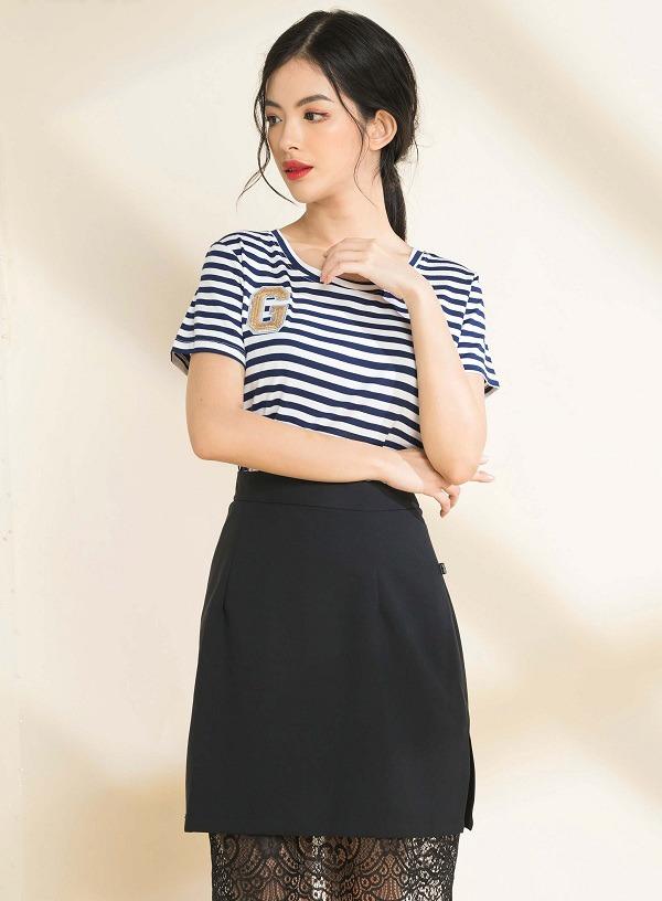 Mùa hè cứ sắm đủ mấy mẫu áo này, nàng công sở vừa mát mẻ lại sành điệu vô cùng - 9