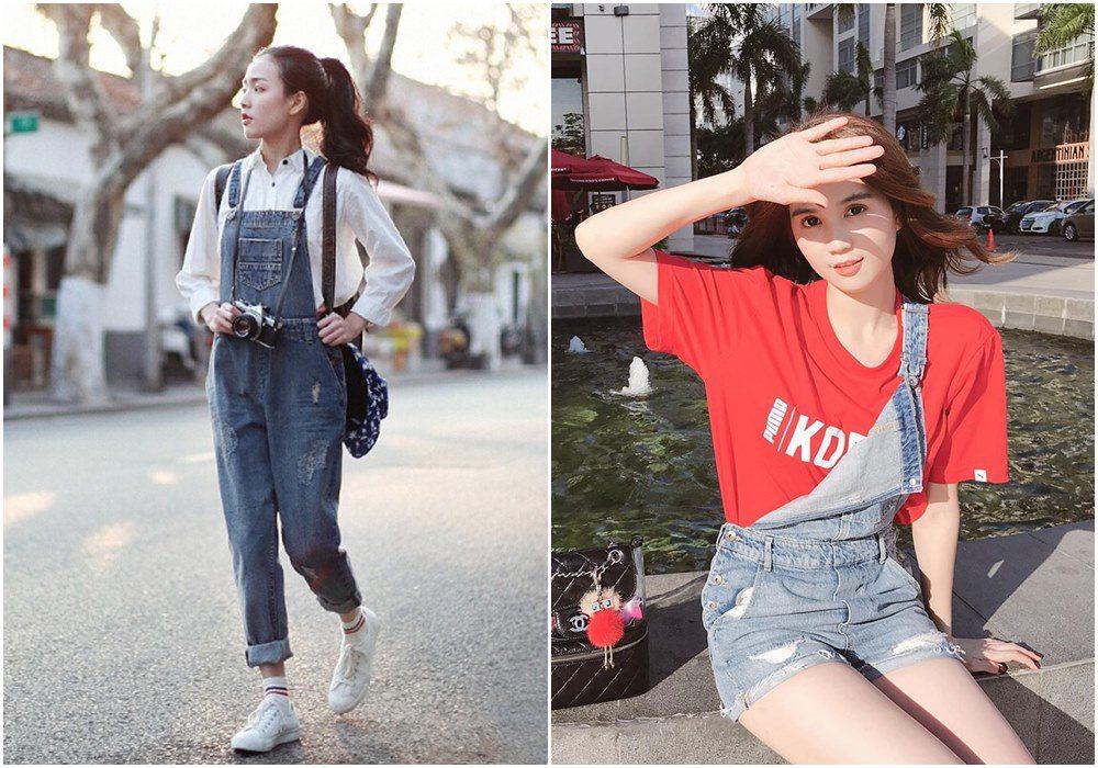 Đều U35, mỹ nhân Việt vẫn xúng xính váy áo nữ sinh: Elly Trần gợi cảm, Midu trẻ đáng gờm - 14