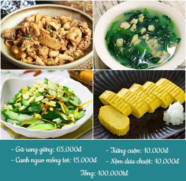 Hôm nay ăn gì: Nắng lên, nhìn bữa cơm này ai cũng thấy ngon, ăn không ngừng gắp - 3