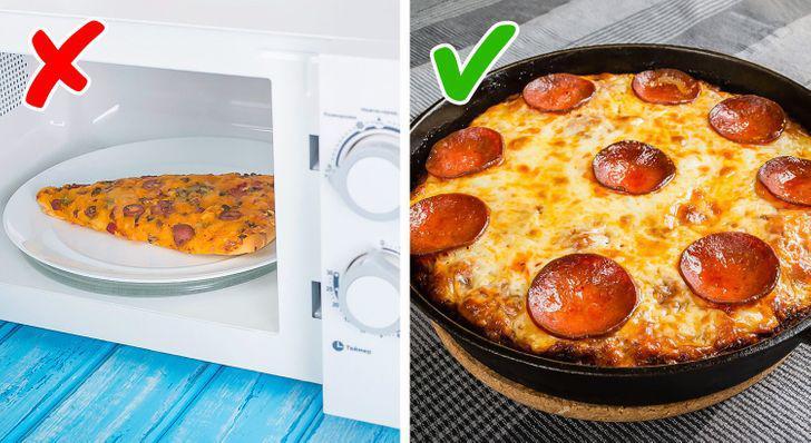 Những món ăn không nên hâm nóng bằng lò vi sóng, vừa mất ngon lại gây hại sức khỏe - 4