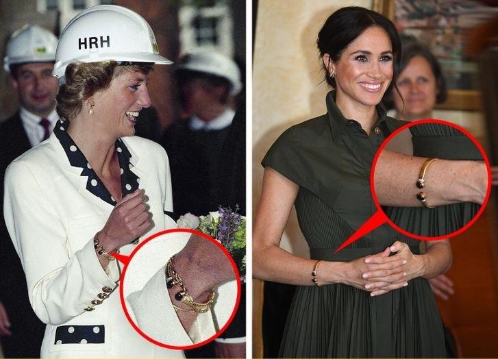 Diện váy chỉ 40 triệu nhưng bà bầu Meghan Markle đeo đồng hồ nửa tỷ: Soi nguồn gốc ngỡ ngàng - 9