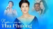 Chuyện tình sao hải ngoại Thu Phương: Sống chung 17 năm chưa kết hôn dù được hỏi cưới nhiều lần