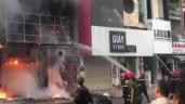 Cảnh sát PCCC TPHCM hướng dẫn cách thoát nạn khi cháy nhà