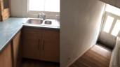 Đến xem nhà để chuẩn bị mua, chàng trai phát hoảng khi tìm thấy bí mật bên dưới tủ bếp