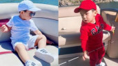 Con trai Phạm Hương nhờ có mẹ Hoa hậu mà vượt trội khoản này so với trẻ em ở Mỹ