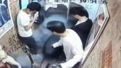 Xe đạp điện phát nổ trong thang máy, 5 người bị thương