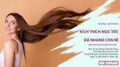 Những giải pháp tự nhiên giúp bạn kích thích mọc tóc vừa nhanh lại rẻ