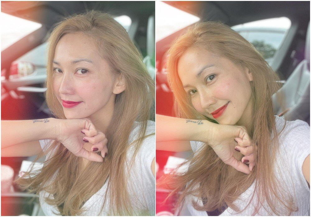 Út ráng Kim Hiền nhuộm tóc vàng hoe như gái Tây, 16 năm mới amp;#34;chơi lớnamp;#34; một lần - 8