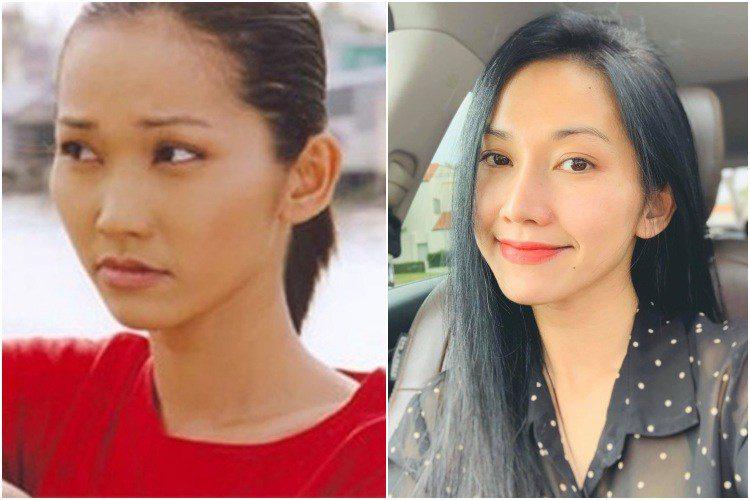 Út ráng Kim Hiền nhuộm tóc vàng hoe như gái Tây, 16 năm mới amp;#34;chơi lớnamp;#34; một lần - 3