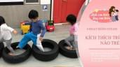 Trẻ chơi mà học với 6 hoạt động giúp kích thích trí não, mẹ chơi cùng con trong kỳ nghỉ