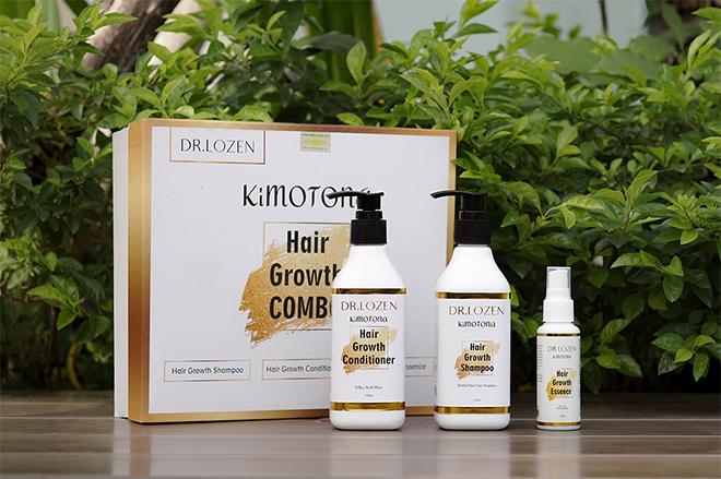 DR.LOZEN giới thiệu bộ sản phẩm chăm sóc tóc amp; da đầu tại nhà công nghệ Nhật Bản - Kimotona - 3