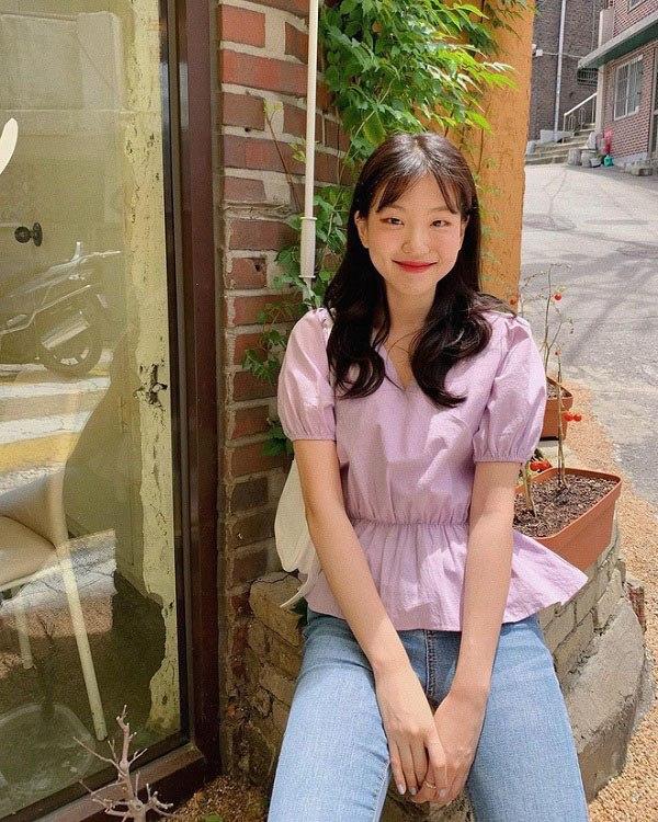 """Tìm ra kiểu áo là """"bảo bối"""" của các sao Hàn, ai mặc lên trông cũng vừa cao vừa gầy - 15"""