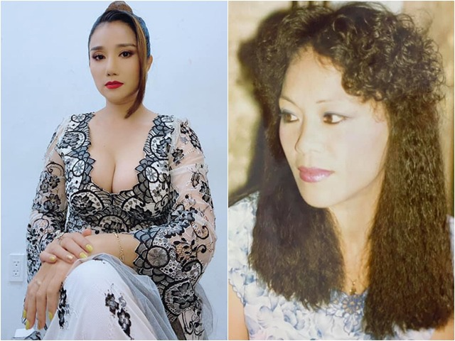 Nhìn gia phả toàn người đẹp nhà MC Cát Tường, bảo sao bà mối 44 tuổi quyến rũ đến thế