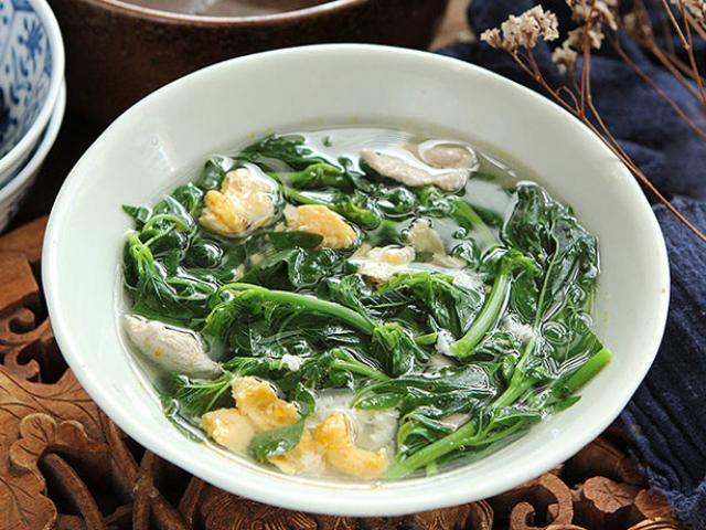 Canh rau dền nấu kiểu này vừa ngọt lại thanh mát, bổ dưỡng hơn bình thường
