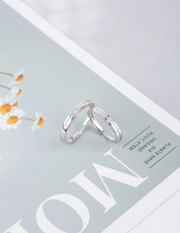 Blue Peach - Dẫn đầu xu hướng trang sức bạc cho các cặp đôi - 1