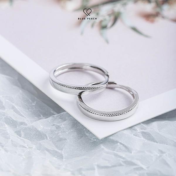 Blue Peach - Dẫn đầu xu hướng trang sức bạc cho các cặp đôi - 4