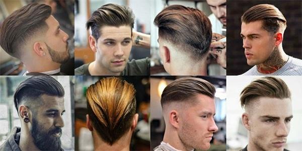 8 kiểu tóc nam vuốt ngược đẹp ấn tượng dẫn đầu xu hướng hiện nay - 1