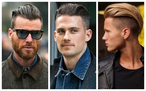 8 kiểu tóc nam vuốt ngược đẹp ấn tượng dẫn đầu xu hướng hiện nay - 3