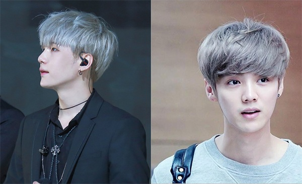 Những màu tóc nam xám khói đẹp được yêu thích nhất hiện nay - 4