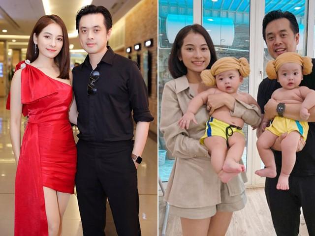 Vợ chồng Dương Khắc Linh yêu theo chỉ định để bầu, đi khám bác sĩ nói dễ mang 3-4 thai