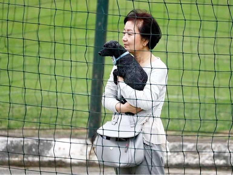 Dung nhan bà xã HLV Park Hang Seo trong ảnh cưới ngày trẻ kiêu sa, có tuổi càng kiều diễm - 7