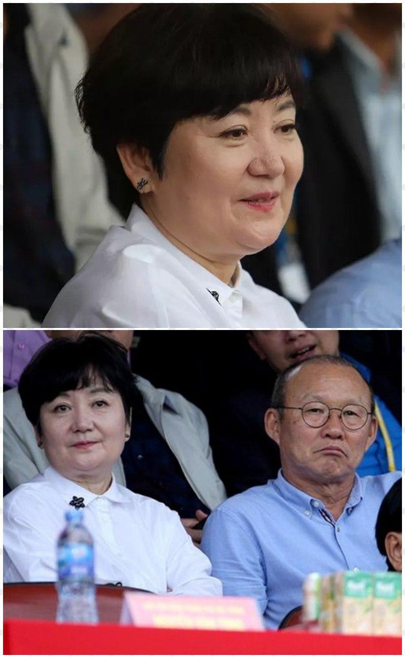 Dung nhan bà xã HLV Park Hang Seo trong ảnh cưới ngày trẻ kiêu sa, có tuổi càng kiều diễm - 6