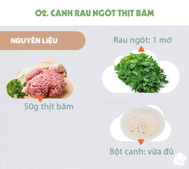 Hôm nay ăn gì: Chưa đến 100 nghìn được bữa ăn giản dị mà amp;#34;cuốn lưỡiamp;#34; vô cùng - 5