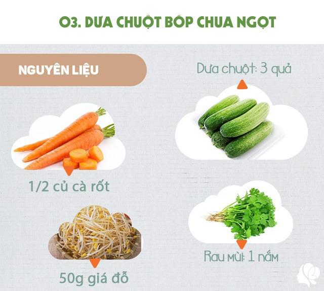 Hôm nay ăn gì: Chưa đến 100 nghìn được bữa ăn giản dị mà amp;#34;cuốn lưỡiamp;#34; vô cùng - 7