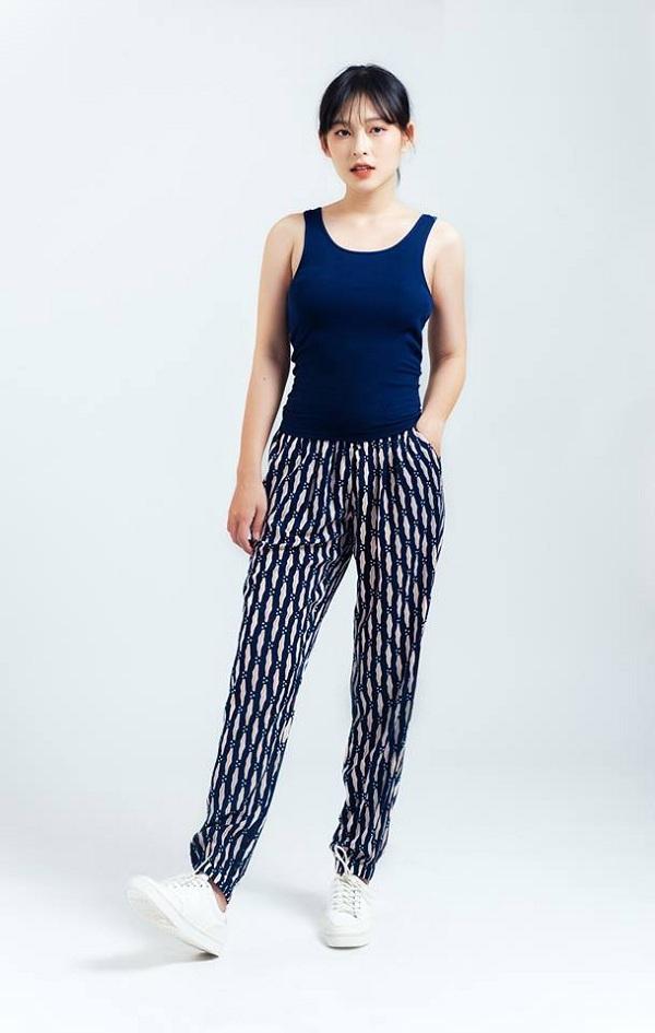 Ở nhà mùa dịch, chị em diện mấy kiểu quần này là mát mẻ lại thoải mái vô cùng - 7