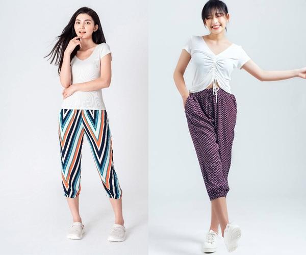 Ở nhà mùa dịch, chị em diện mấy kiểu quần này là mát mẻ lại thoải mái vô cùng - 8