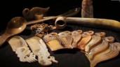 Về làng Thụy Ứng xem nghệ nhân chế tác lược sừng trâu