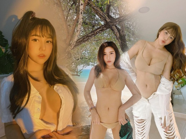 Cô gái Thái nổi tiếng châu lục: Thềm ngực lụa là lấn át cả nhan sắc rạng ngời