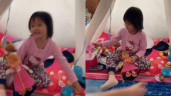 Phan Như Thảo khẳng định con gái nói tiếng Anh từ lúc biết nói, không cần học cũng giỏi