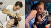 """Gội đầu, làm việc nhà cho vợ xinh ngoan răm rắp, thế nhưng Đăng Khôi cũng """"lươn"""" không tưởng"""