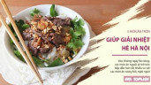 5 món ăn trộn siêu mát đánh bay cái nóng hè Hà Nội