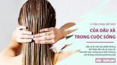 5 tác dụng không ngờ của dầu xả tóc trong cuộc sống của bạn