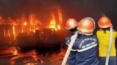 Video vụ cháy kinh hoàng khiến 6 người tử vong trong phòng trà TP Vinh